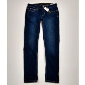 New Banana Republic 25/0 Slim Fit Girlfriend Jeans